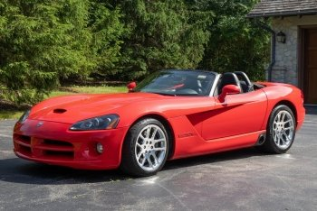 Preview Viper SRT-10 Roadster