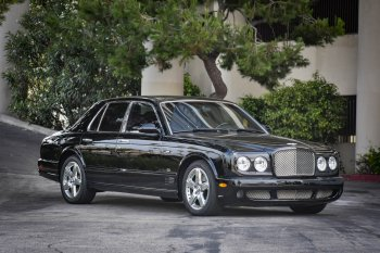 Preview Arnage T Mulliner