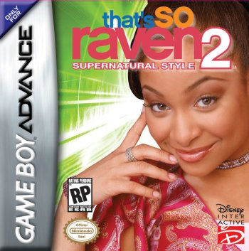 Disney's That's SO Raven 2: Supernatural Style