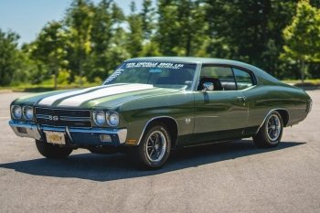 Preview Chevelle SS 454