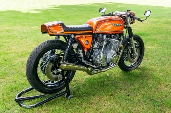 Preview CB750 Super Sport