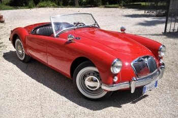 Preview MGA 1500 Roadster MK1