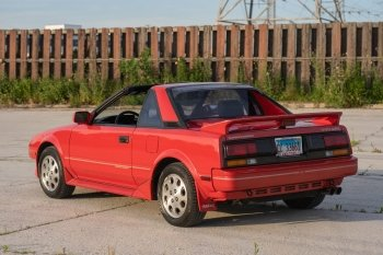 Preview MR2 Supercharged