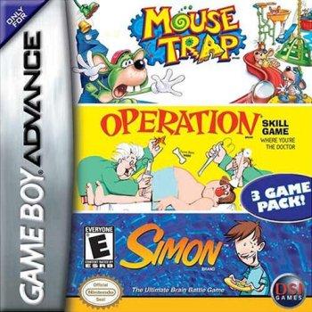 Mousetrap / Operation / Simon