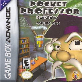 Pocket Professor: KwikNotes Volume One