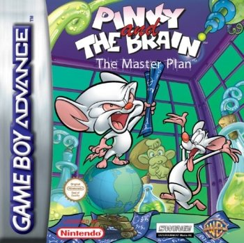 Pinky and the Brain: The Master Plan