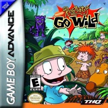 Nickelodeon Rugrats Go Wild