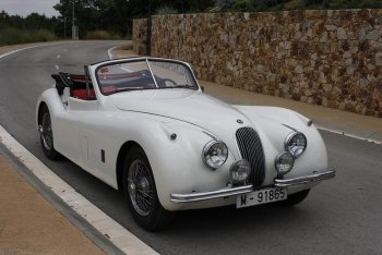 Preview XK120 DHC