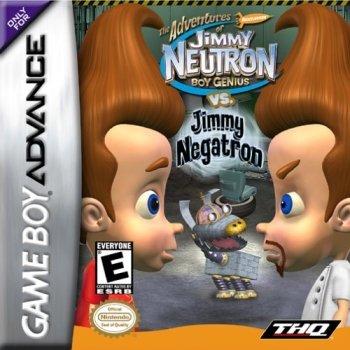 The Adventures of Jimmy Neutron Boy Genius vs. Jimmy Negatron