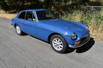Preview MGB GT 1.8