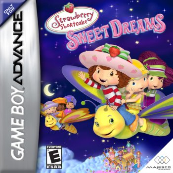 Strawberry Shortcake: Sweet Dreams