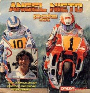 Angel Nieto Pole 500