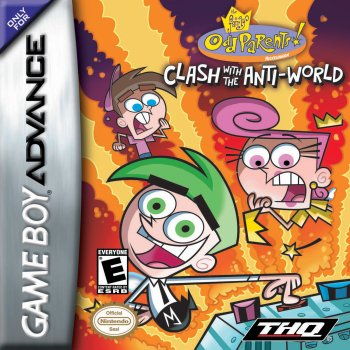 The Fairly Odd Parents!: Clash With The Anti-World