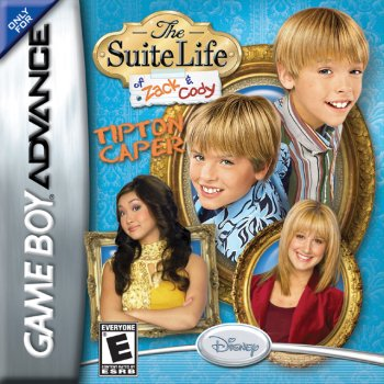 The Suite Life of Zack and Cody Tipton Caper