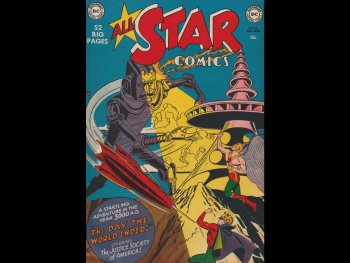 Preview All Star Comics