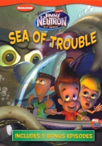 Jimmy Neutron Sea of Trouble