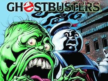 Preview Ghostbusters: Infestation