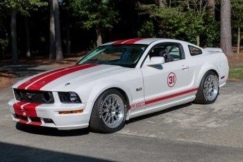 Preview Mustang FR500C 5.0 V8