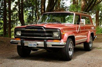 Preview Cherokee Laredo 360ci V8