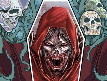 Preview Morbius: The Living Vampire