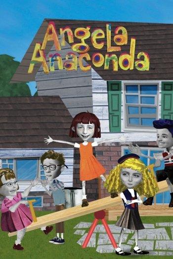 Angela Anaconda