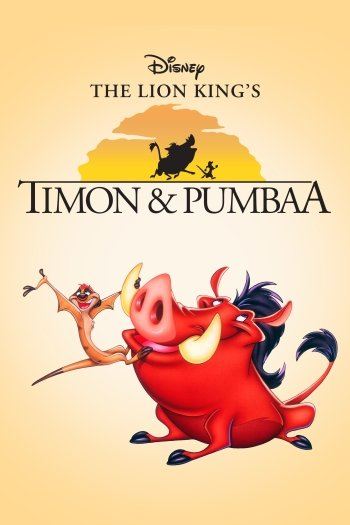 The Lion King's Timon & Pumbaa