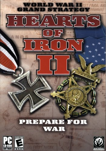 Hearts of Iron II: Complete
