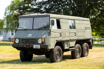 Preview Pinzgauer 712K Austrian Army