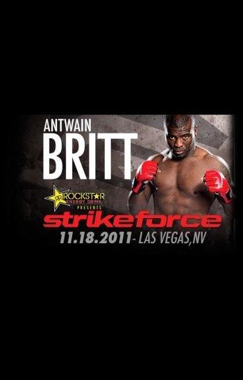 Strikeforce Challengers 20: Britt vs. Sayers