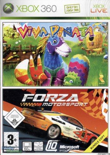 Viva Piñata / Forza Motorsport 2