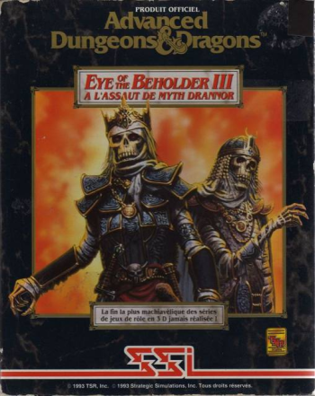 AD&D Legend Vol. III: Eye of the Beholder III: Assault of Myth Drannor