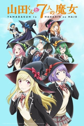 Yamada-kun and the Seven Witches
