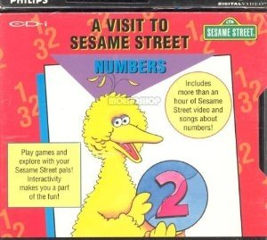 A Visit to Sesame Street: Numbers
