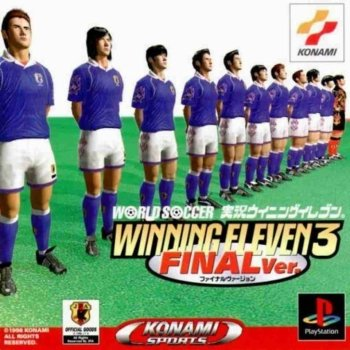 World Soccer Jikkyou Winning Eleven 3 - Final Ver.