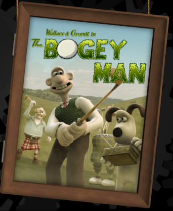 Wallace and Gromit Episode 4: The Bogey Man
