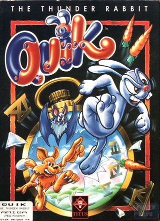 Quik: The Thunder Rabbit