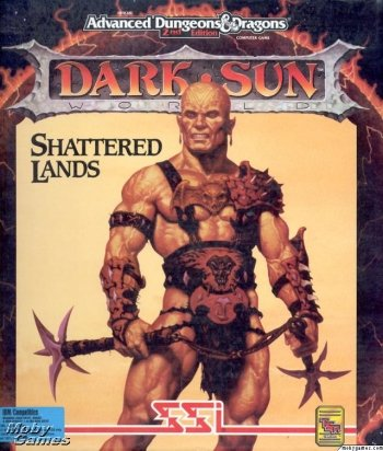AD&D Dark Sun: Shattered Lands