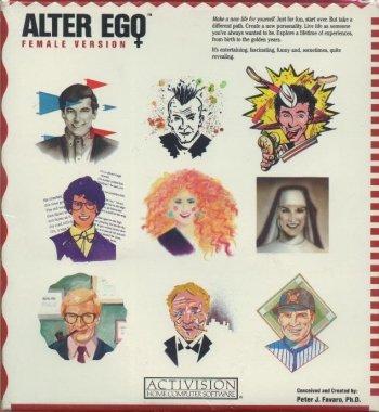 Alter Ego - Female Version