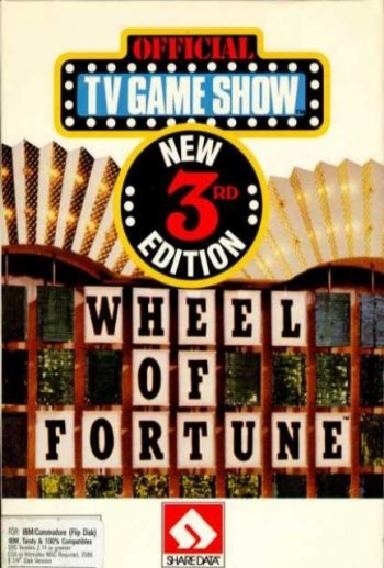 Wheel of Fortune: 3rd Edition