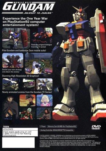 Mobile Suit Gundam: Journey to Jaburo