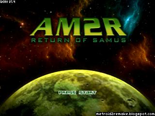 AM2R: Another Metroid 2 Remake - Return of Samus