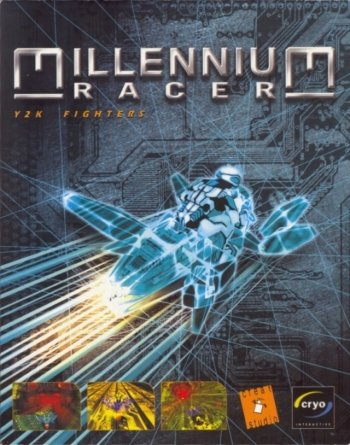 Millennium Racer: Y2K Fighters