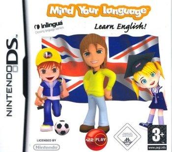 Mind Your Language: Learn English