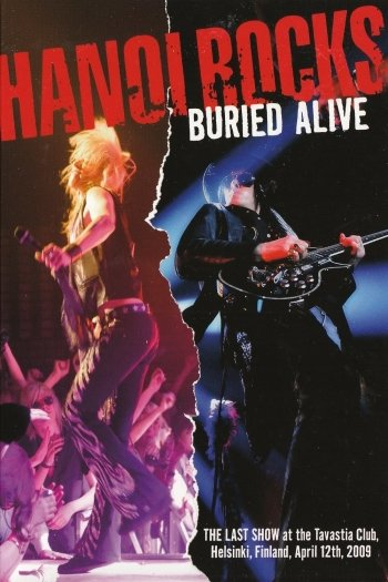 Hanoi Rocks: Buried Alive