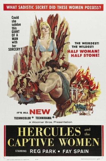 Hercules and the Captive Women