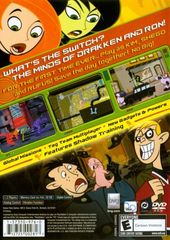 Kim Possible: What's the Switch?