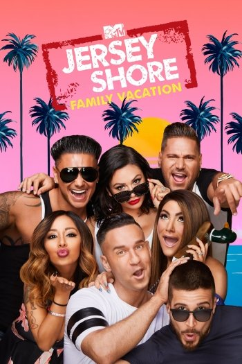 Jersey Shore: Family Vacation