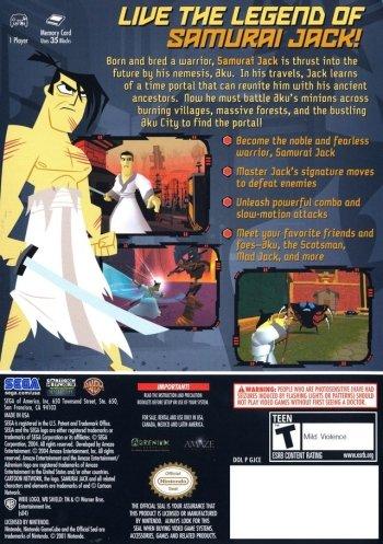 Samurai Jack: The Shadow of Aku