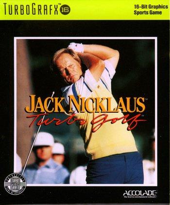 Jack Nicklaus Turbo Golf
