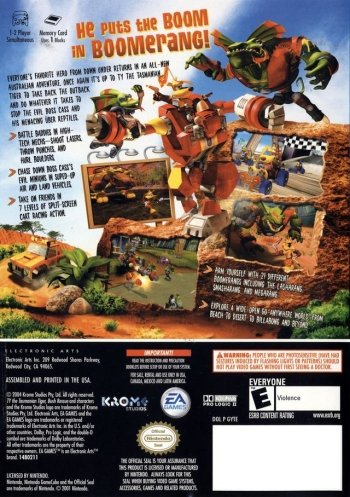 Ty the Tasmanian Tiger 2: Bush Rescue